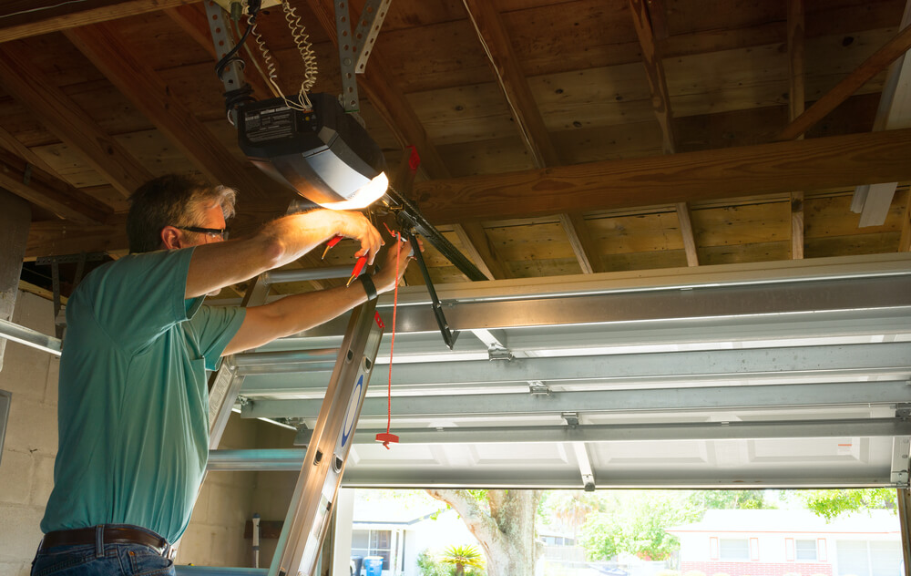 Garage Door Maintenance For Homeowners